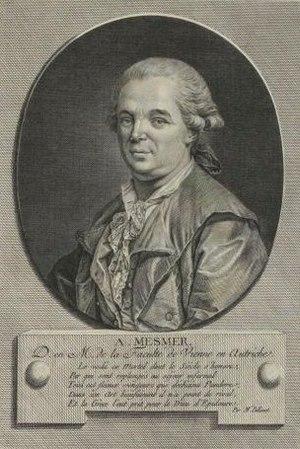 Franz Mesmer - Image: Franz Anton Mesmer, MRF Vizille