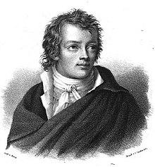 Franz Horn im Alter von 34Jahren (um 1815) (Quelle: Wikimedia)