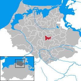 Franzburg in NVP