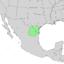 Fraxinus berlandieriana range map 2.png