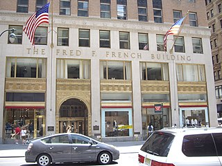 Fred F. French Building