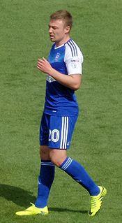 Freddie Sears English footballer