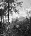 Frederik de Moucheron - Mountain Landscape - KMSsp673 - Statens Museum for Kunst.jpg