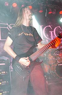 Fredrik Thordendal Swedish musician