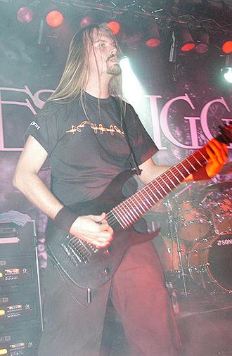 Fredrik Thordendal - Fredrik Thordendal performing live at Mondo, Stockholm, Sweden during May 2005.