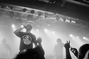 Fredro Starr - Fredro Starr performing in Munich, Germany in 2014