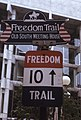 Freedom Trail Sign Boston 1974.jpg