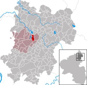 Freilingen - Image: Freilingen im Westerwaldkreis