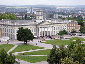 Fridericianum - The Fridericianum.