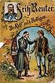 Fritz Reuter, De Reis` nah Belligen, Buchumschlag, D1620.jpg