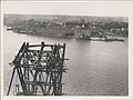 From the southern abutment of Sydney Harbour Bridge, 1928 (8282685559).jpg