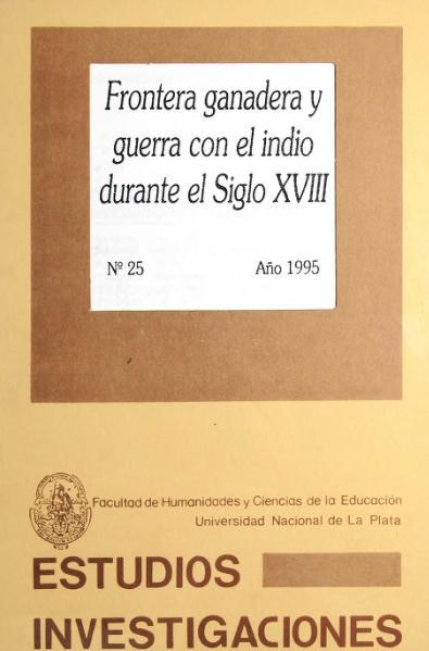 File:Frontera ganadera y guerra con el indio durante el Siglo XVIII.djvu
