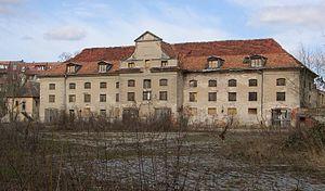 Martin Grünberg - A former hunting lodge in Fürstenwalde