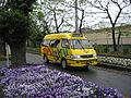 FukuokaShowaTaxi Maebaru City MiniBus 96.JPG