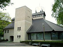福島市音楽堂 - Wikipedia