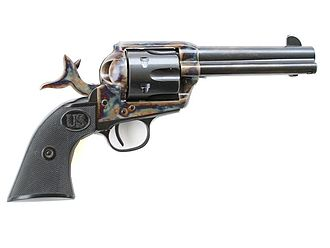 Firearm - A Colt Single Action Army revolver