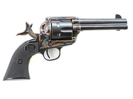 A Colt Single Action Army revolver Full cock3.jpg
