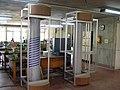 Fun Science Exhibits Fabrication - CRTL Workshop - NCSM - Kolkata 2003-09-06 00144.JPG