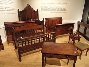 Thomas Day (North Carolina) - Furniture attributed to Day, North Carolina Museum of History.