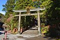 Futarasan Shrine (Nikko) torii.JPG