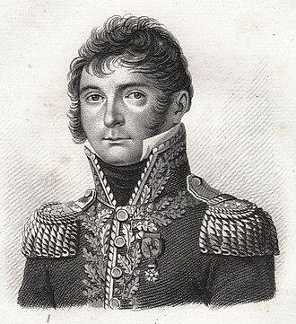V Cavalry Corps (Grande Armée) - Samuel François Lhéritier