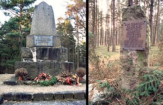 Battle of the Göhrde - Memorial