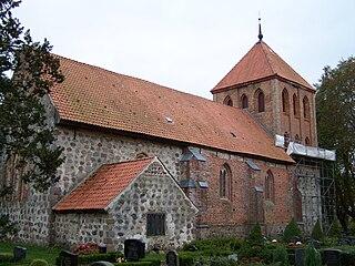 Görmin Place in Mecklenburg-Vorpommern, Germany
