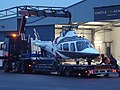 G-TRNG Agusta A109 Helicopter (31376641342).jpg