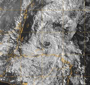Tropical Storm Gamma - Image: GAMMA 2045Z 11202005