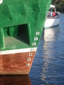Znalezione obrazy dla zapytania zanurzenie statku