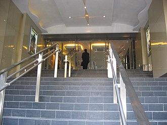Orange Sky Golden Harvest - Entrance to Grand Ocean Cinema at Harbour City