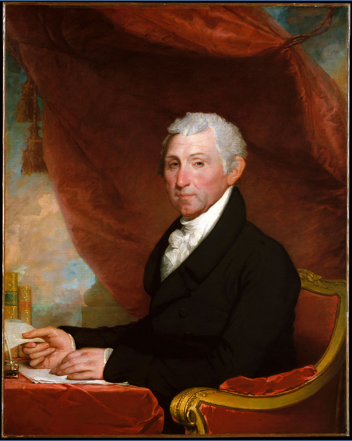 james monroe � wikipedie
