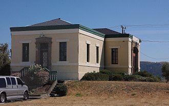 Benicia Arsenal - Guardhouse