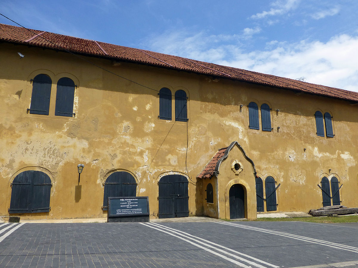National Maritime Museum (Galle) - Wikipedia