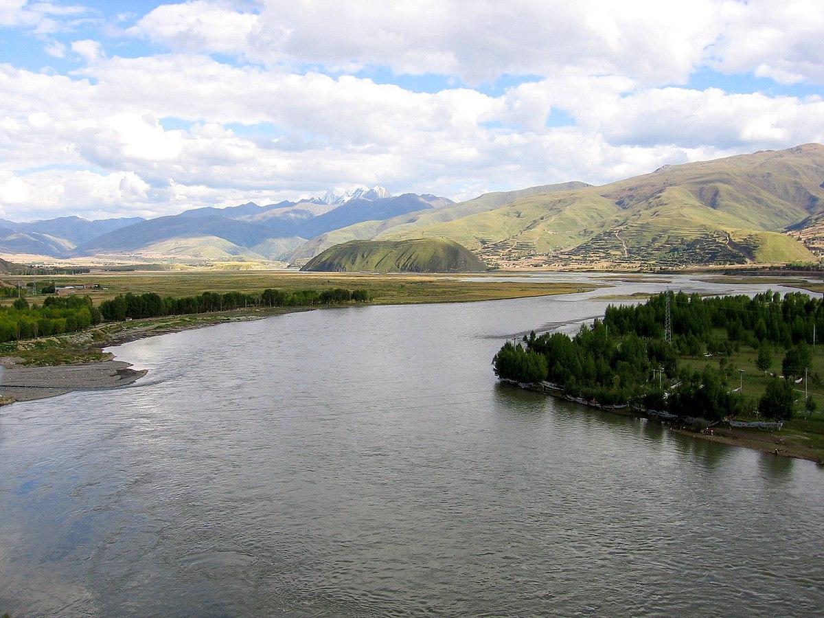 Yalong River - Wikipedia