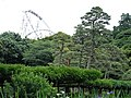 Garden and Roller Coaster - panoramio.jpg