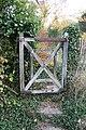 Garden gate - geograph.org.uk - 609087.jpg