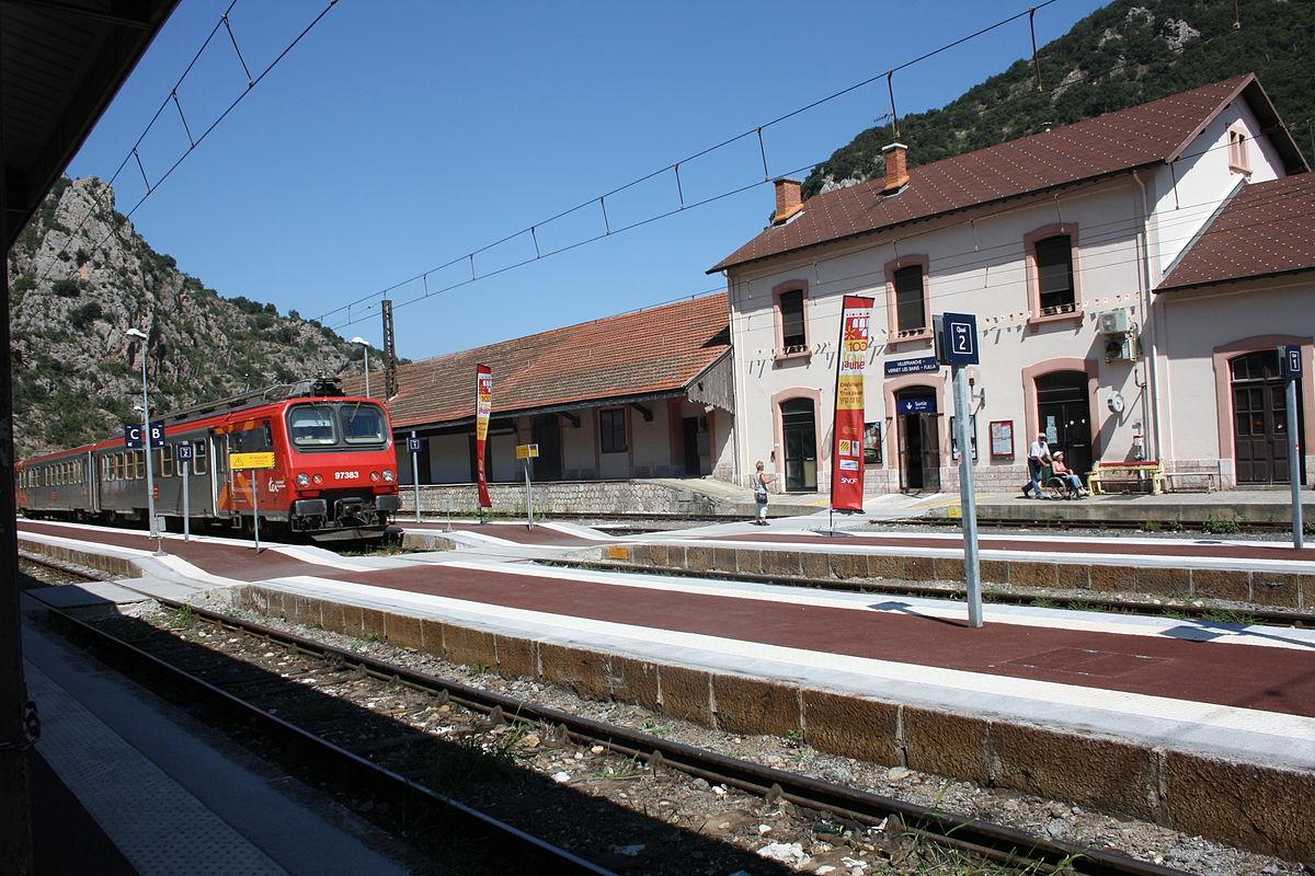 Gare De Villefranche