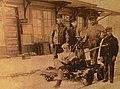 Gare du Grand Tronc 1909 et employés - panoramio.jpg