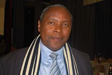 Gaspard Musabyimana in 2010