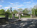 Gate Lodge at Whitestown, Co. Dublin - geograph.org.uk - 1861579.jpg