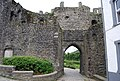 Gate in the town walls, Conwy - geograph.org.uk - 1476616.jpg