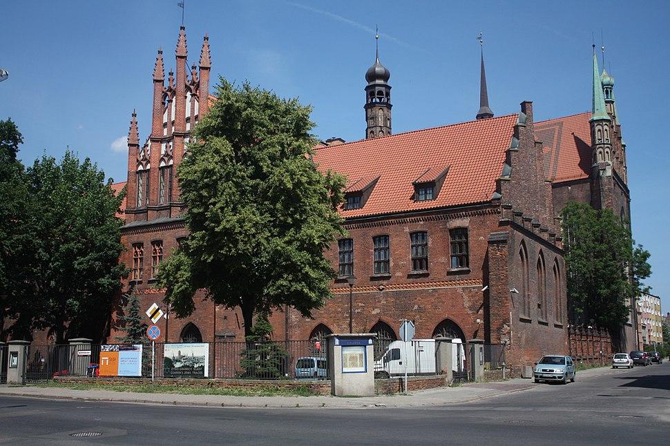 Gdańsk Kościół Franciszkanów 051