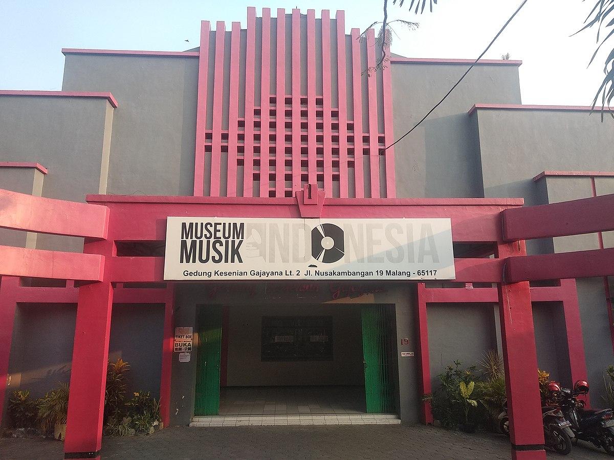 Museum Musik Indonesia Bahasa Indonesia
