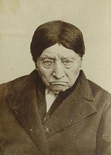 Geert Adriaans Boomgaard op 100-jarige leeftijd - JG Kramer (1888) .jpg