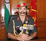 General Dalbir Singh took over as the Chief of the Army Staff of the Indian Army, in New Delhi on July 31, 2014.jpg