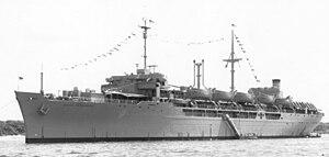 USS General R. M. Blatchford (AP-153) - Image: General R. M. Blatchford (T AP 153)