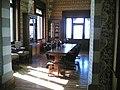 Genova-Castello d'Albertis-biblioteca.JPG