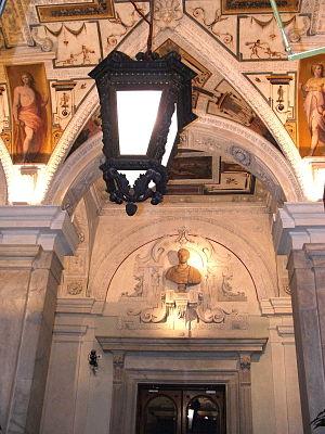 Genova, Via Garibaldi Palazzo Carrega Cataldi ...