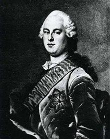 Georg Wilhelm von Hessen-Darmstadt (Quelle: Wikimedia)